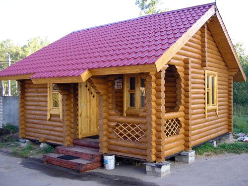 Деревянные дома под ключ цена украина